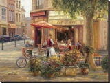 Cafe Corner  Paris