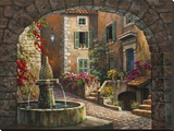 Fountain de Village