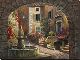 Fountain de Village