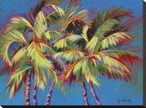Five Crazy Palms