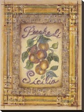 Peaches of Sicily
