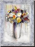 Bordered Bouquet II