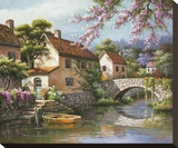 Country Village Canal