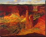 Evening  Canyon de Chelly