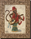 Monkey with Mandolin