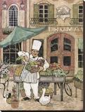 Chef at Market