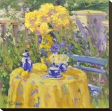 Table in Yellow