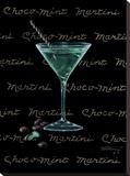 Choco-Mint Martini