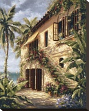 Tropical Villa II