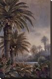 Misty Palms I