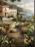Villa's Garden Path