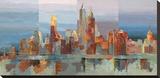 New York astratta