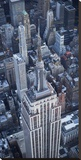 Aerial view of the Empire State Building