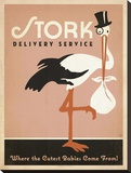 Stork Pink