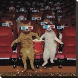 3-D movie