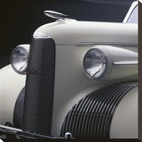 Detail of 1939 La Salle Convertible