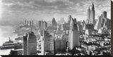 East River Waterfront and Manhattan  1931