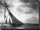 Sailing Yacht Mohawk  1895