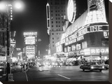 Times Square at Night  1959