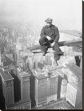 Worker on Skyscraper Beam  1929