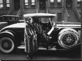 Photograph of Couple in New York  1932