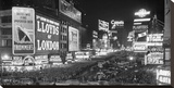 Crowds in Times Square on New Year&#39;s Eve  1936
