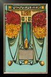 Art Nouveau November  Sagittarius