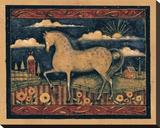 Farmhouse Horse