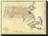 State of Massachusetts  c1795