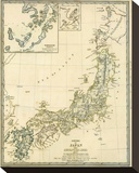 Japan  Nagasaki  c1835