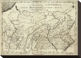 State of Pennsylvania  c1796