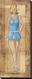 Blue Pattern Girl