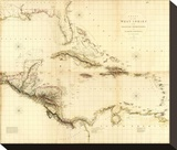 Composite: West Indies  c1810