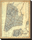 City of New York  c1846