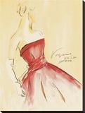 Red Dress I