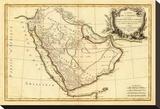 Arabie  c1785