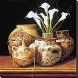 Calla Lilies and Canteen