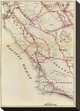 California: San Benito  Fresno  Monterey  San Luis Obispo  Kings  Kern  and Santa Barbara  c1896