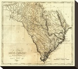 State of South Carolina  c1795