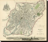 Moscow  Russia  c1836