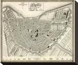 Amsterdam  Netherlands  c1844