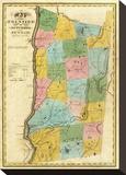 New York: Dutchess  Putnam Counties  c1829