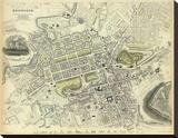 Edinburgh  Scotland  c1834