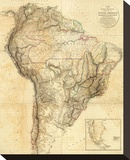 South America  c1814