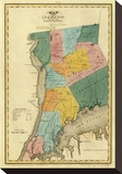 New York  Westchester County  c1829