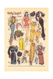Archie Comics Retro: Katy Keene Cowgirl Fashions (Aged)
