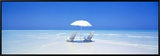 Beach  Ocean  Water  Parasol and Chairs  Maldives