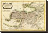 Turquie d'Asie  c1791