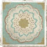 Embellished Rustic Tiles IV