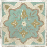 Embellished Rustic Tiles II